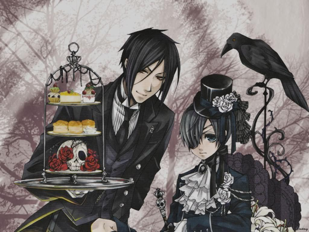 Black Butler! - Sebastian Michaelis Wallpaper (35172061) - Fanpop
