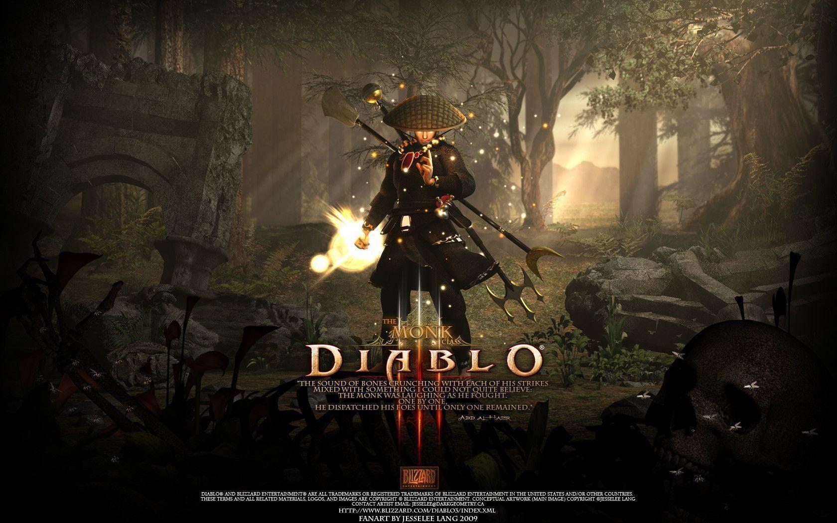 Diablo 3 Wallpapers Wallpaper Cave