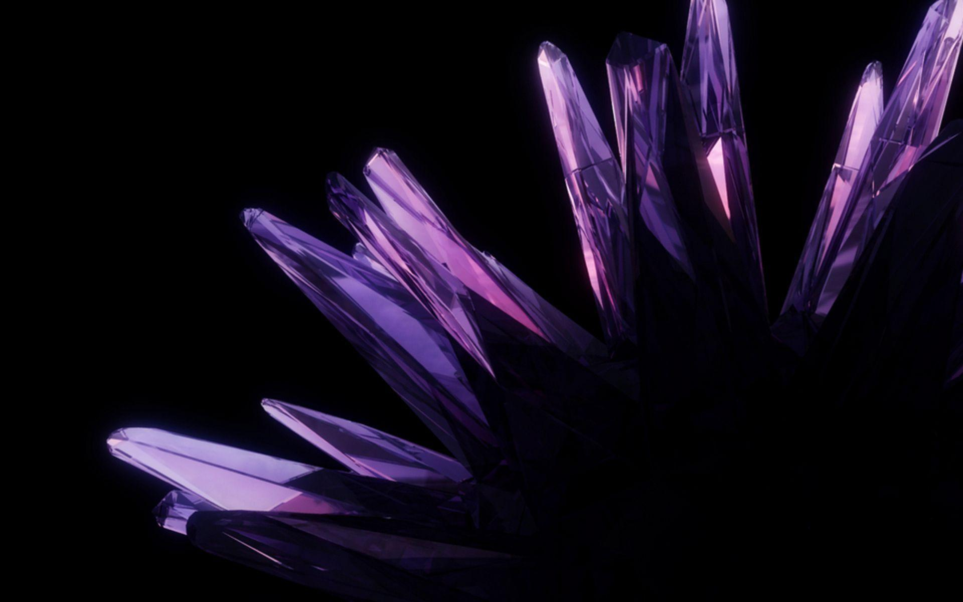 crystal wallpapers wallpaper cave
