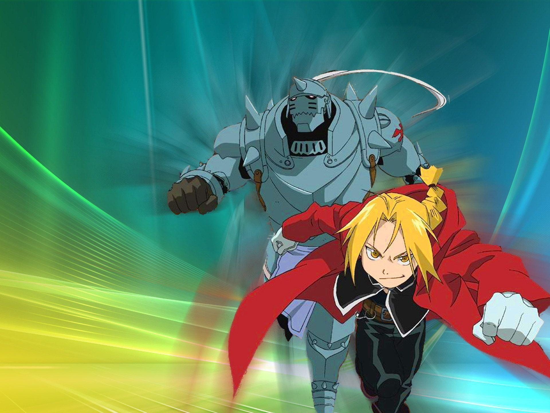fullmetal alchemist wallpapers wallpaper cave