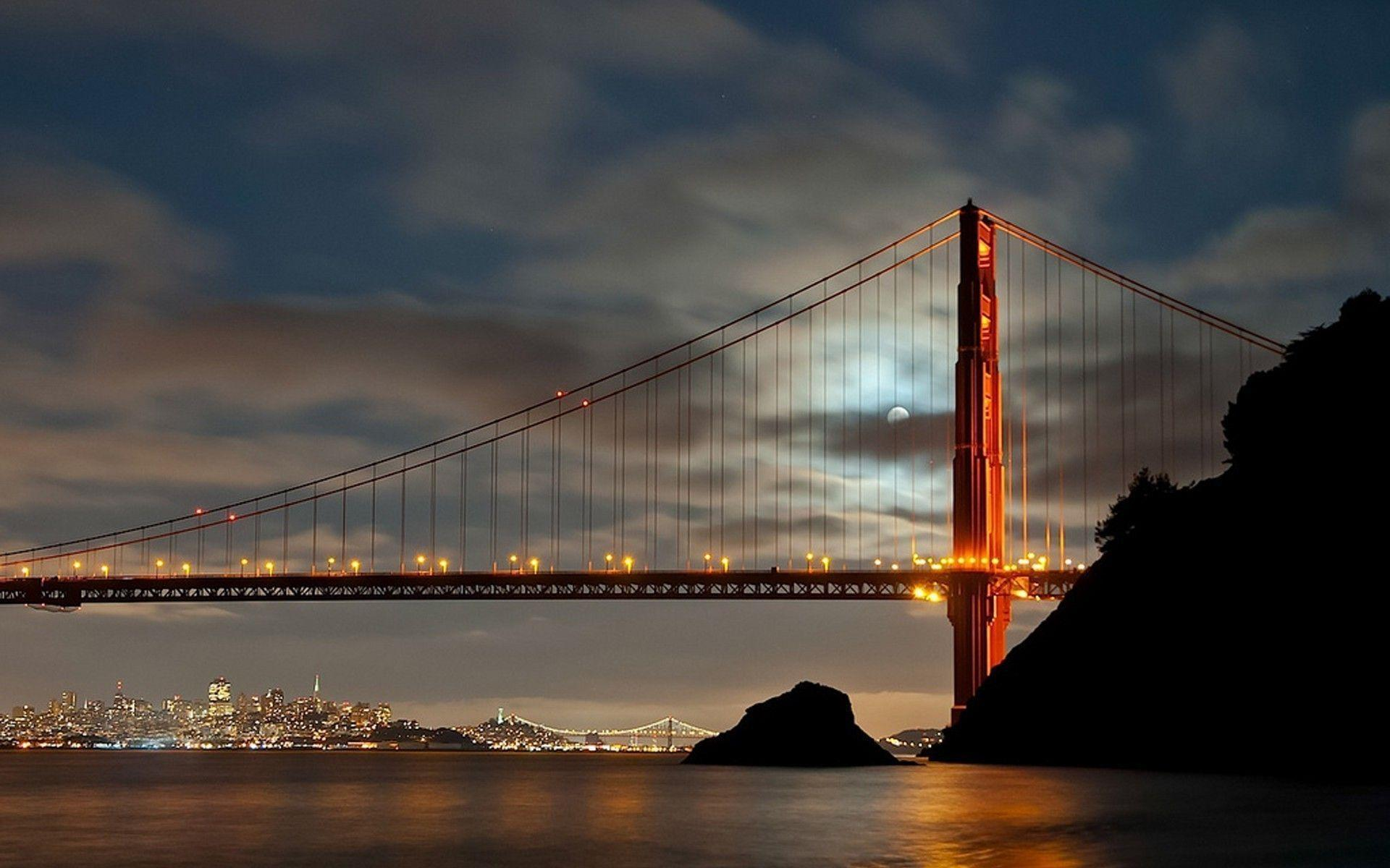 Golden Gate Bridge HD Wallpapers