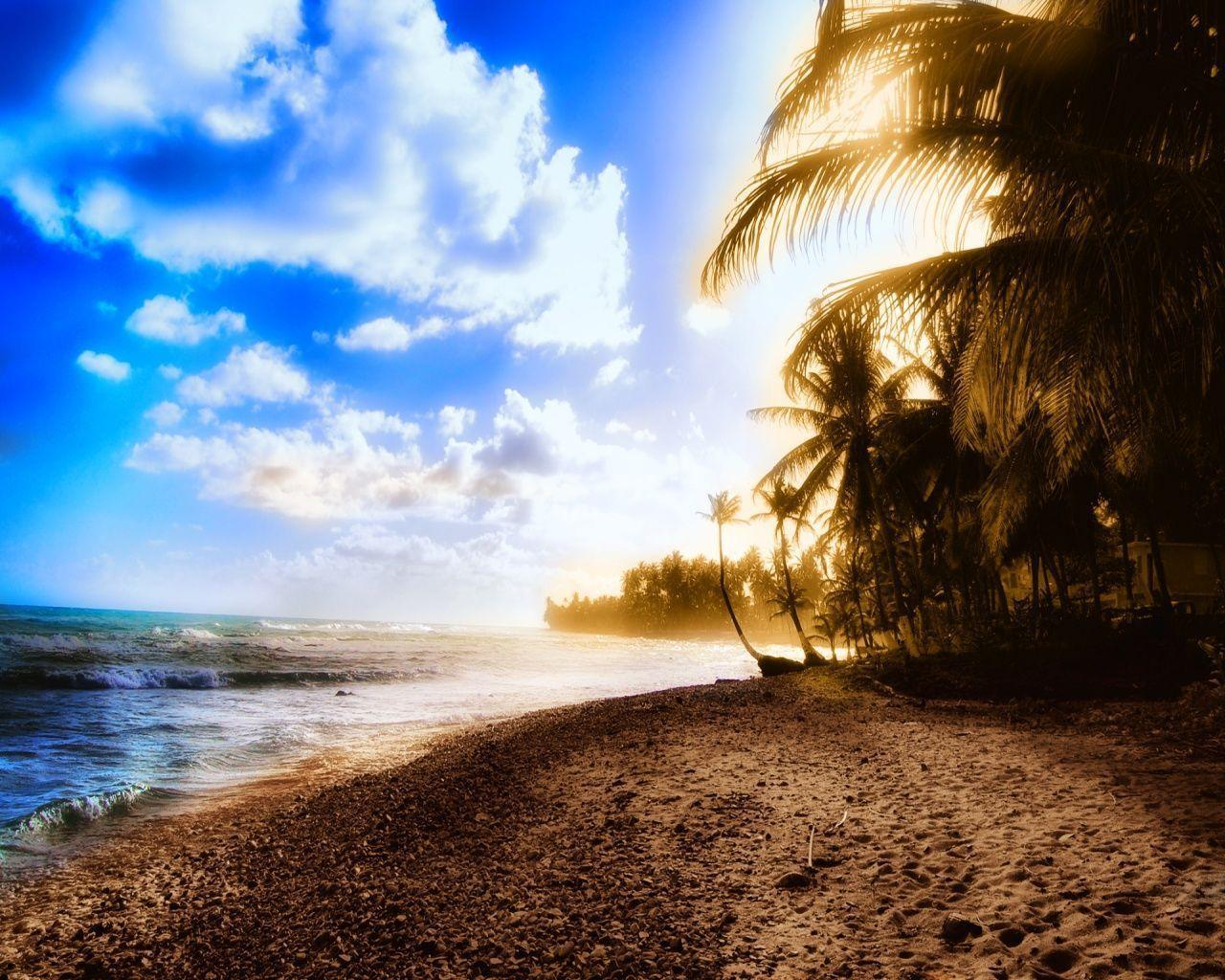 Pix For > Puerto Rico Beach Wallpapers