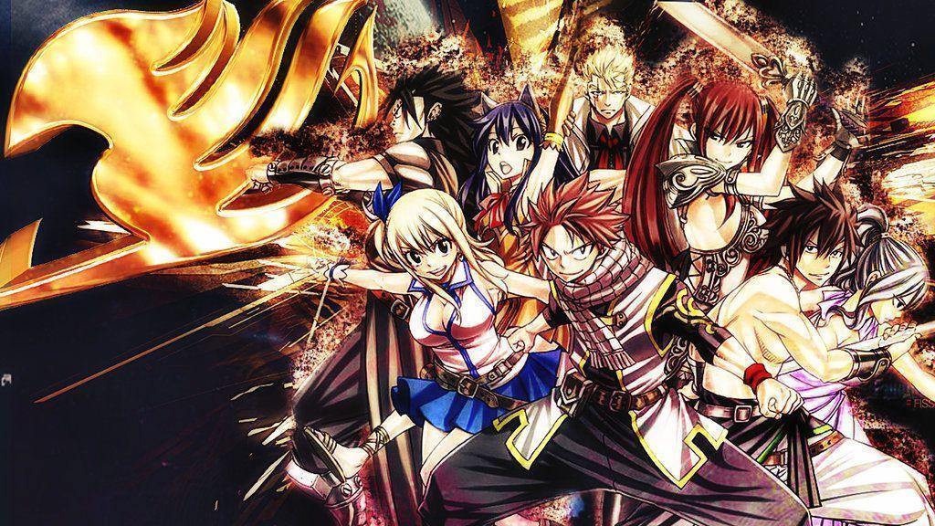 Fairy Tail HD Wallpapers for Desktop 9351