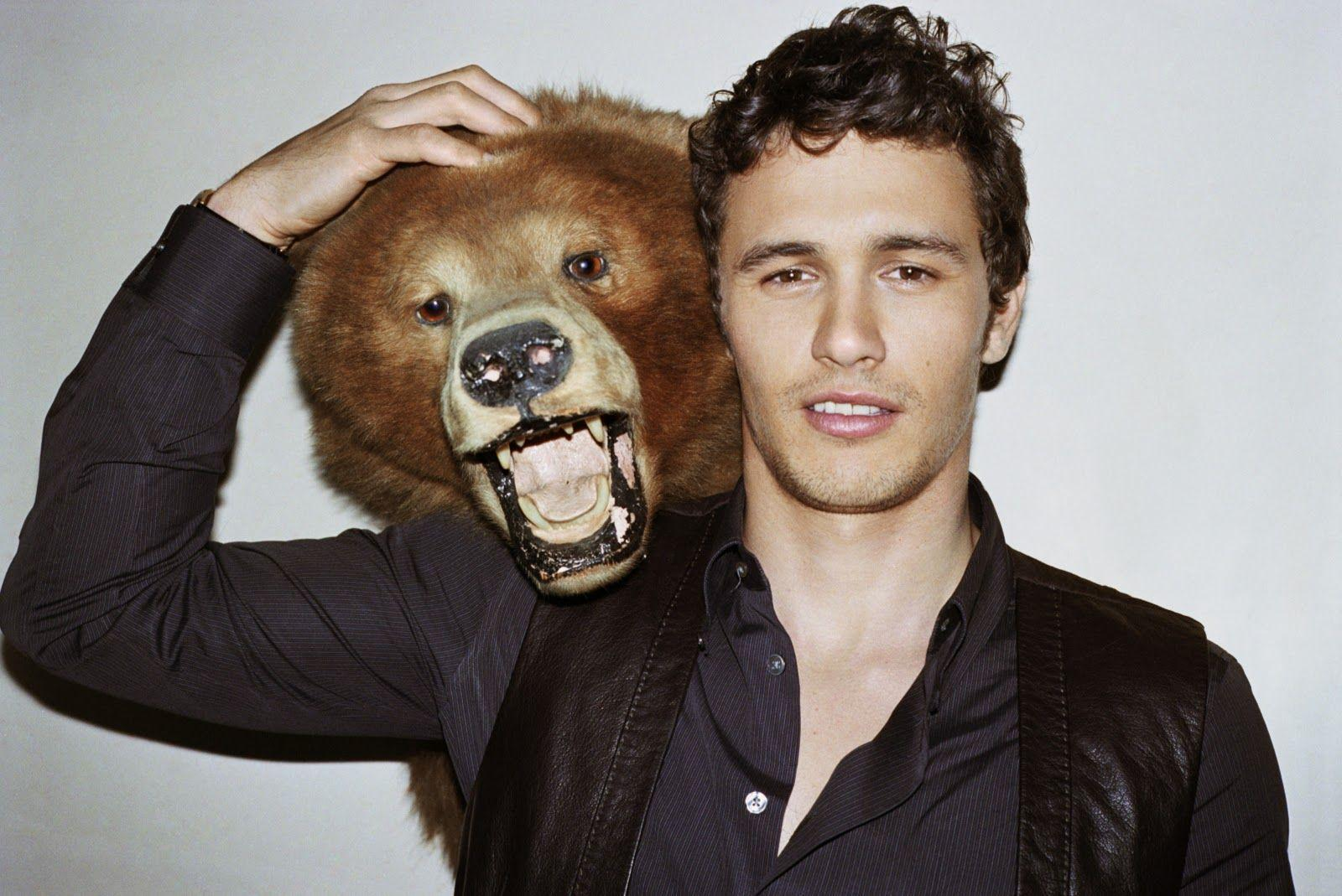 James Franco 8 Backgrounds