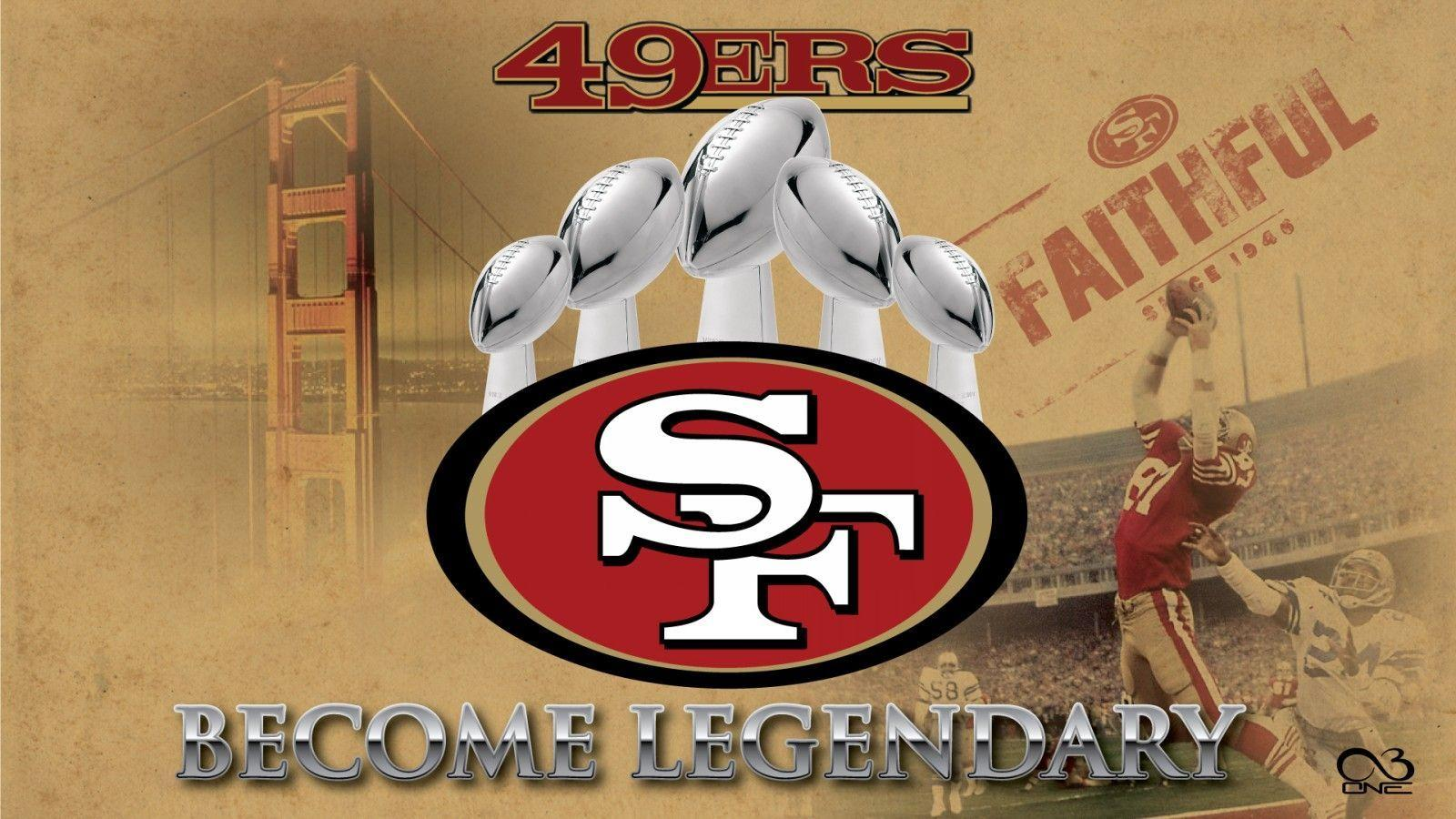 Free San Francisco 49ers desktop wallpaper | San Francisco 49ers .