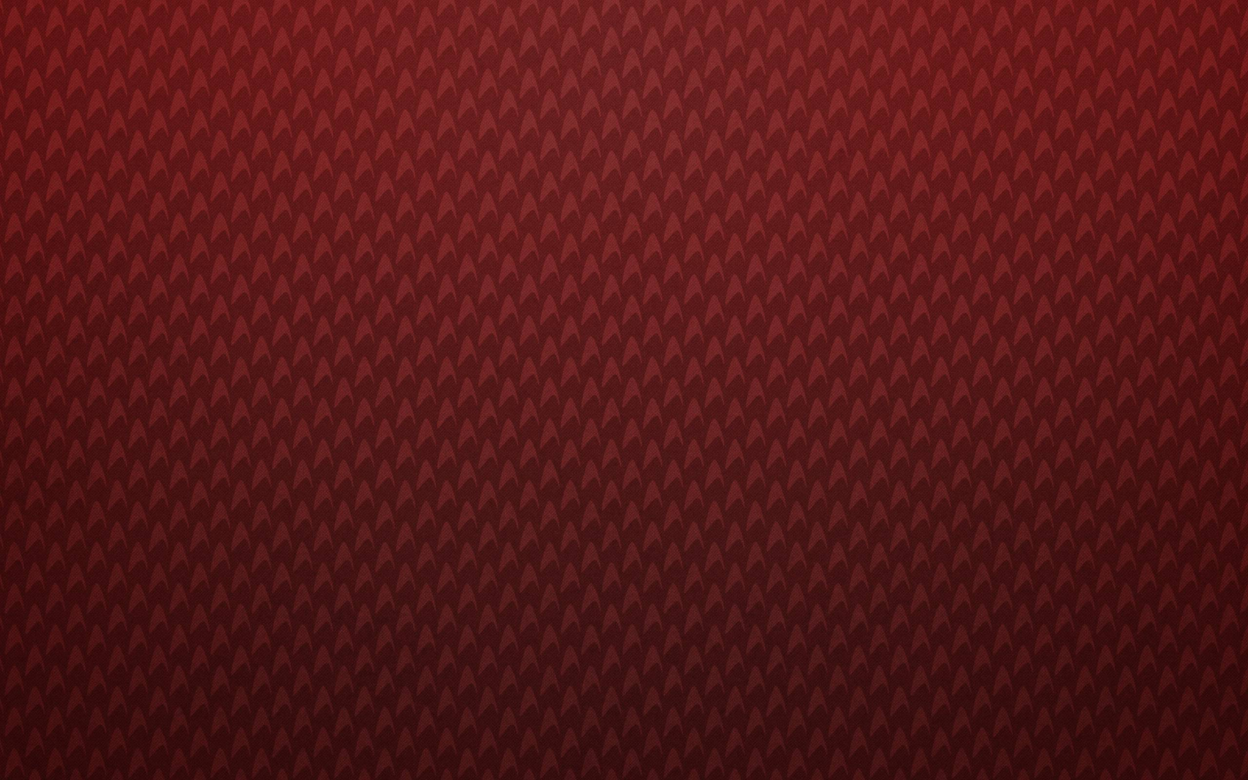 Red Leather Texture Wallpaper