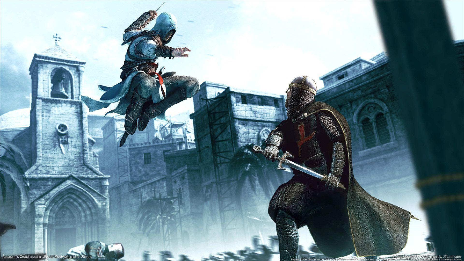 Game Assassins Creed Wallpapers   HD Wallpapers