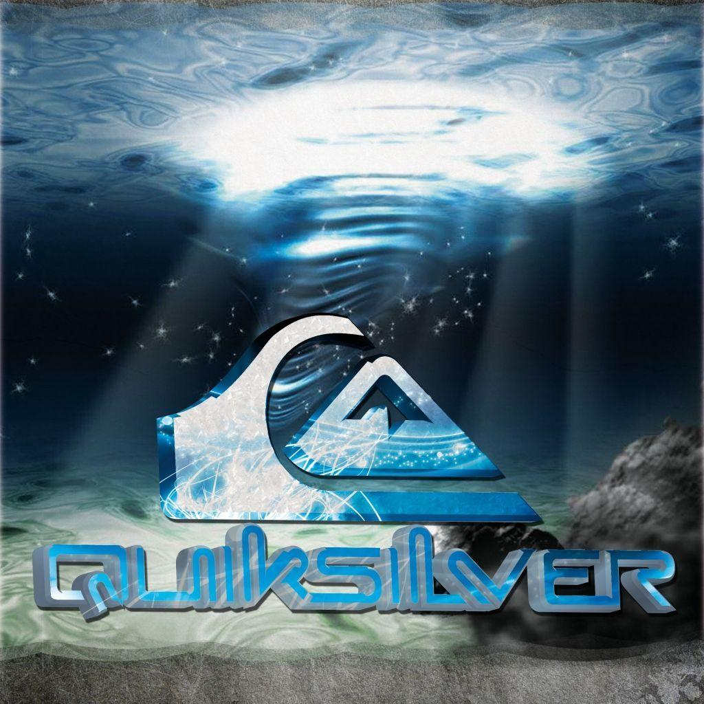 Surfing Brand Quiksilver Logo HD Wallpaper Images Desktop Download