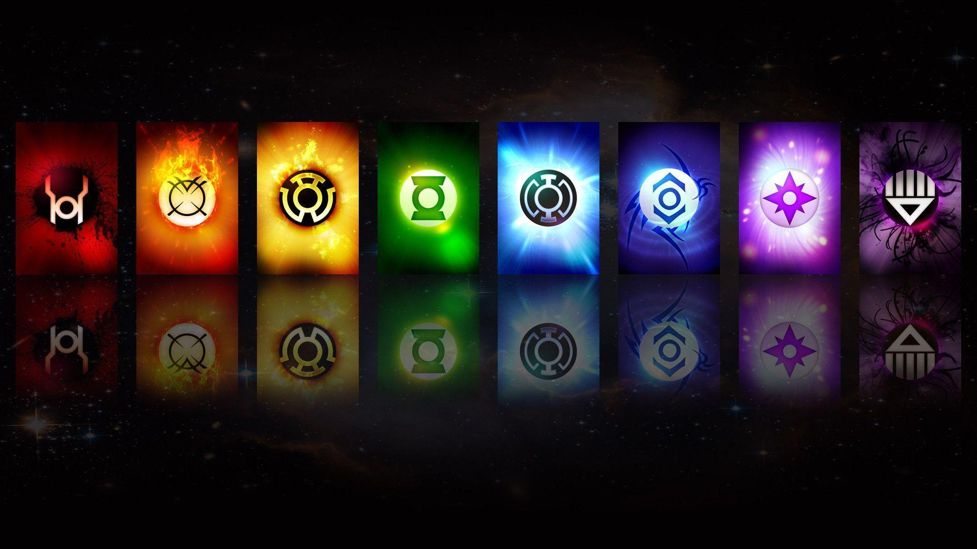 35 Green Lantern Corps Wallpapers