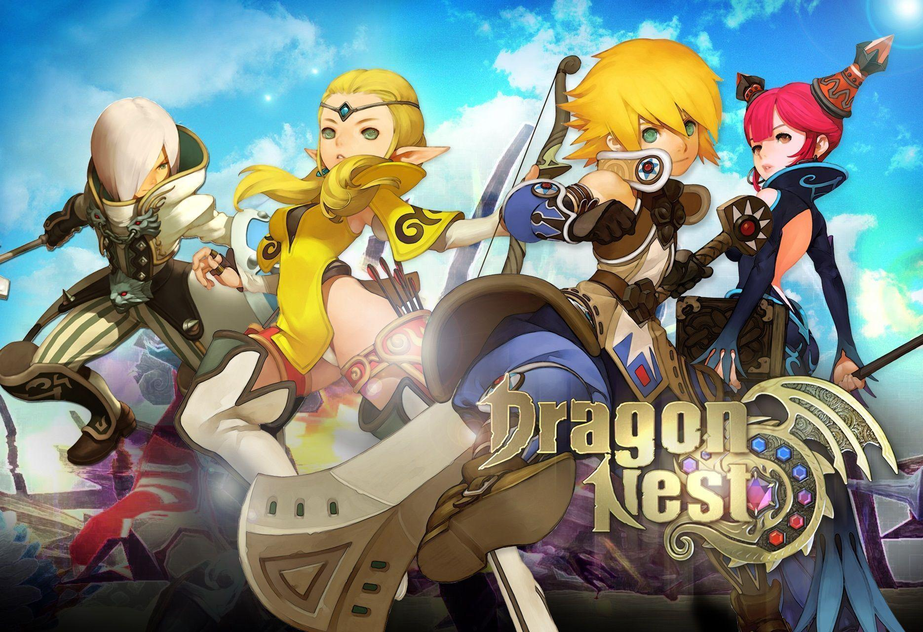 Dragon Nest Wallpapers Wallpapers