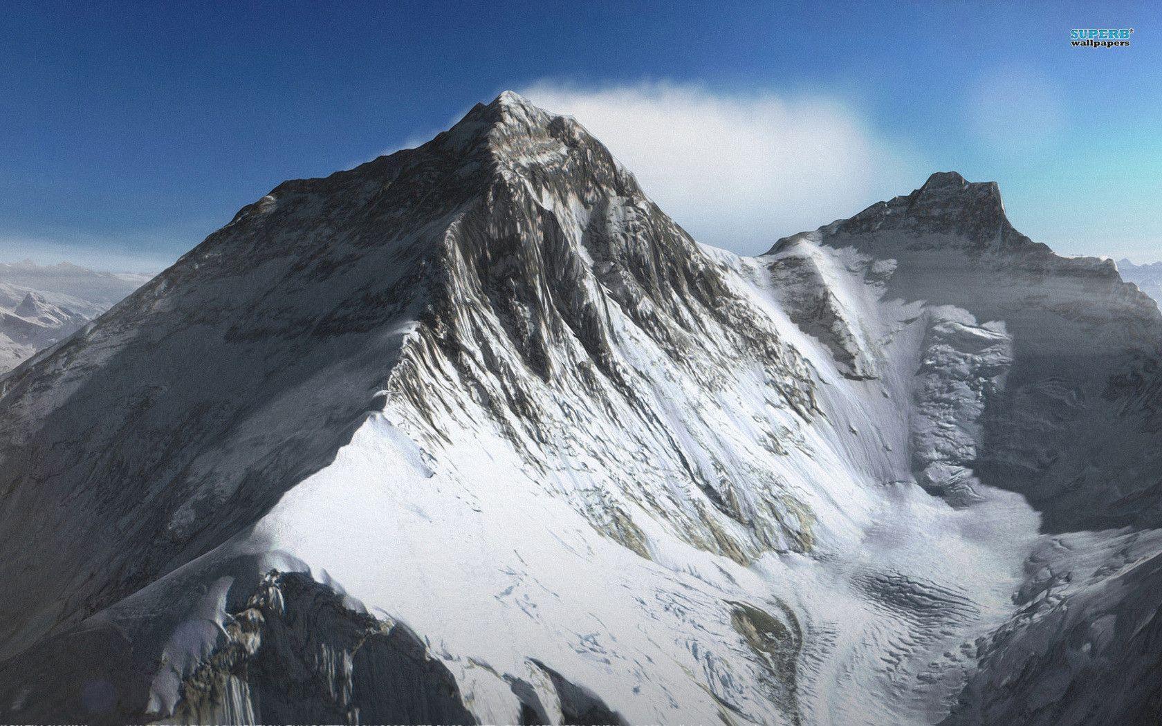 Mount Everest wallpaper - Nature wallpapers - #