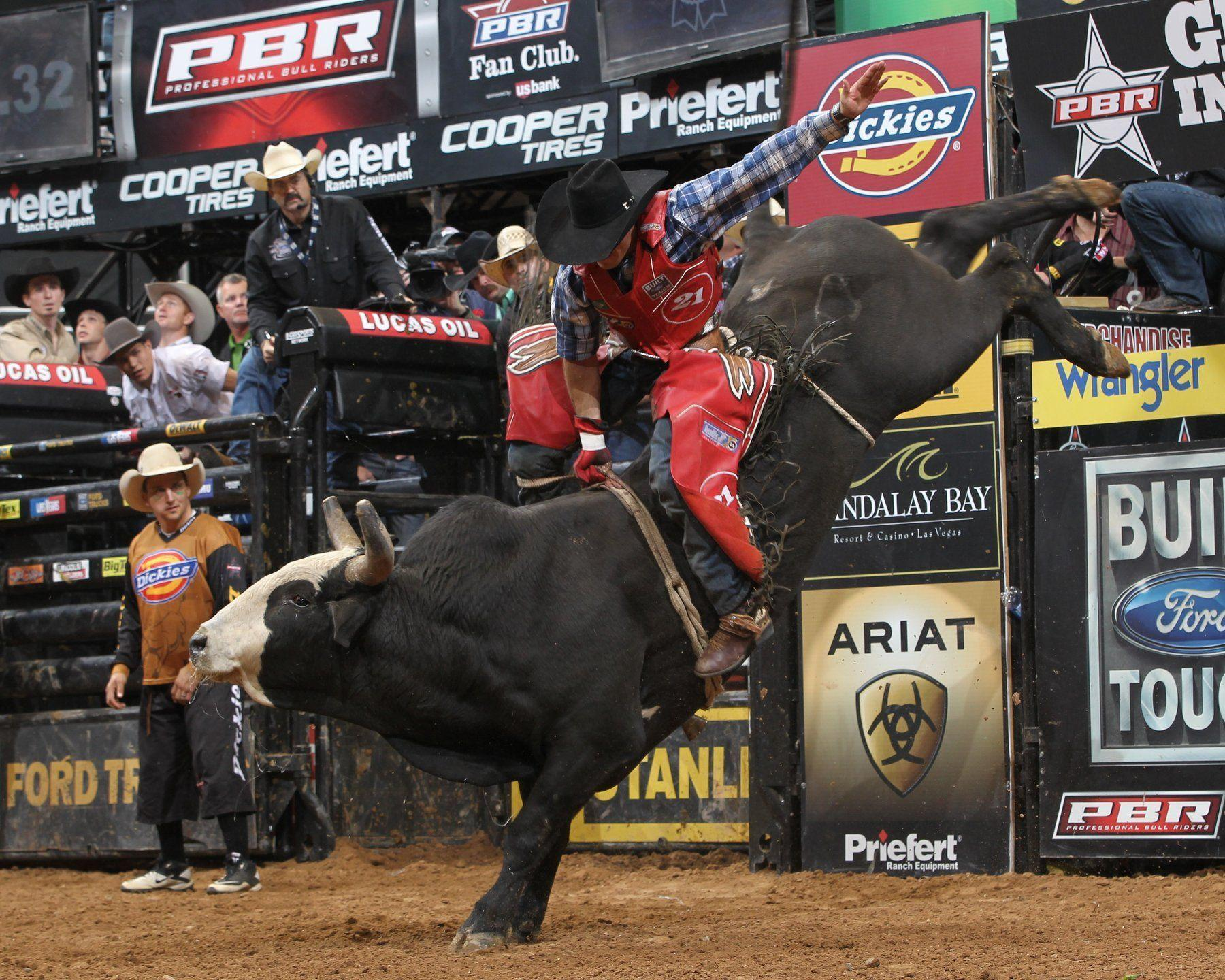 Bull Riding Wallpapers - Wallpaper Cave