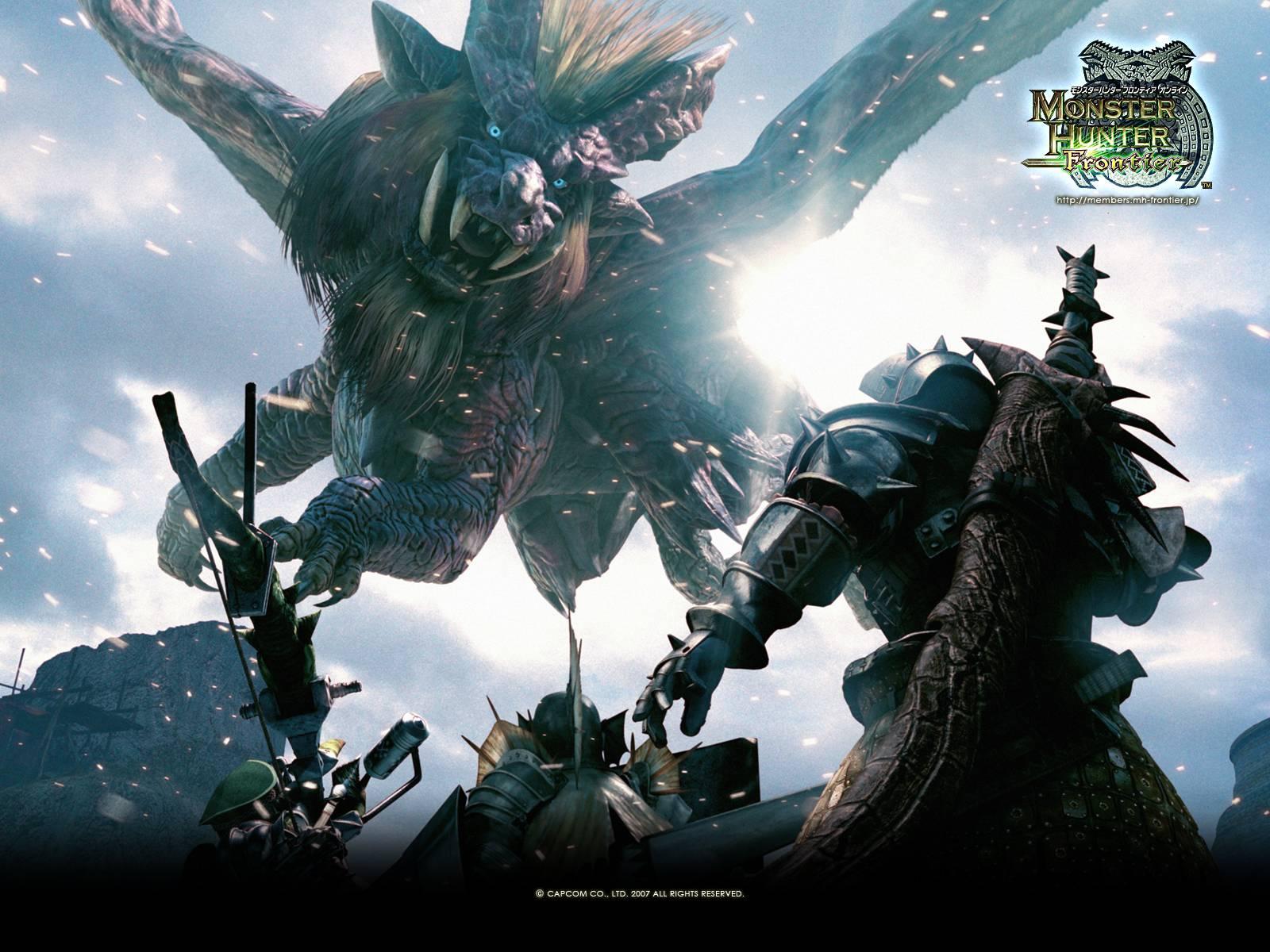 Monster Hunter Wallpapers