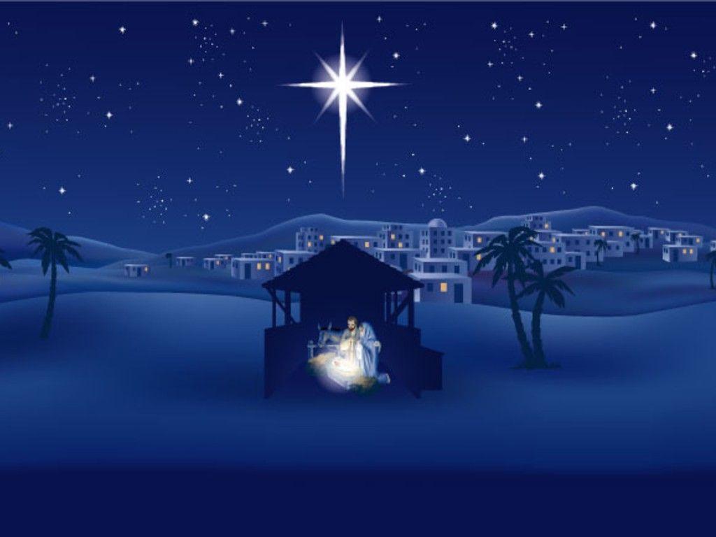 religious christmas desktop wallpapers