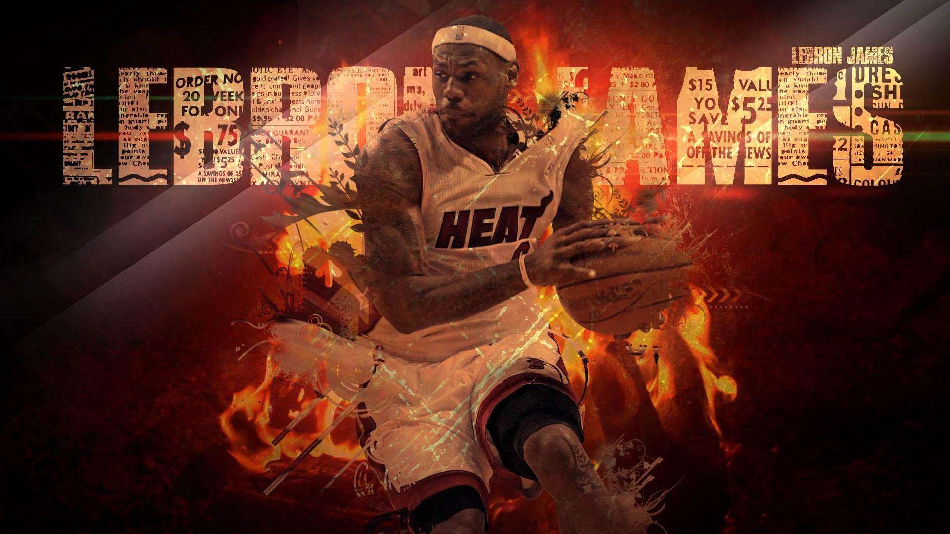 Wallpapers For Lebron James Wallpaper Signature Dunk