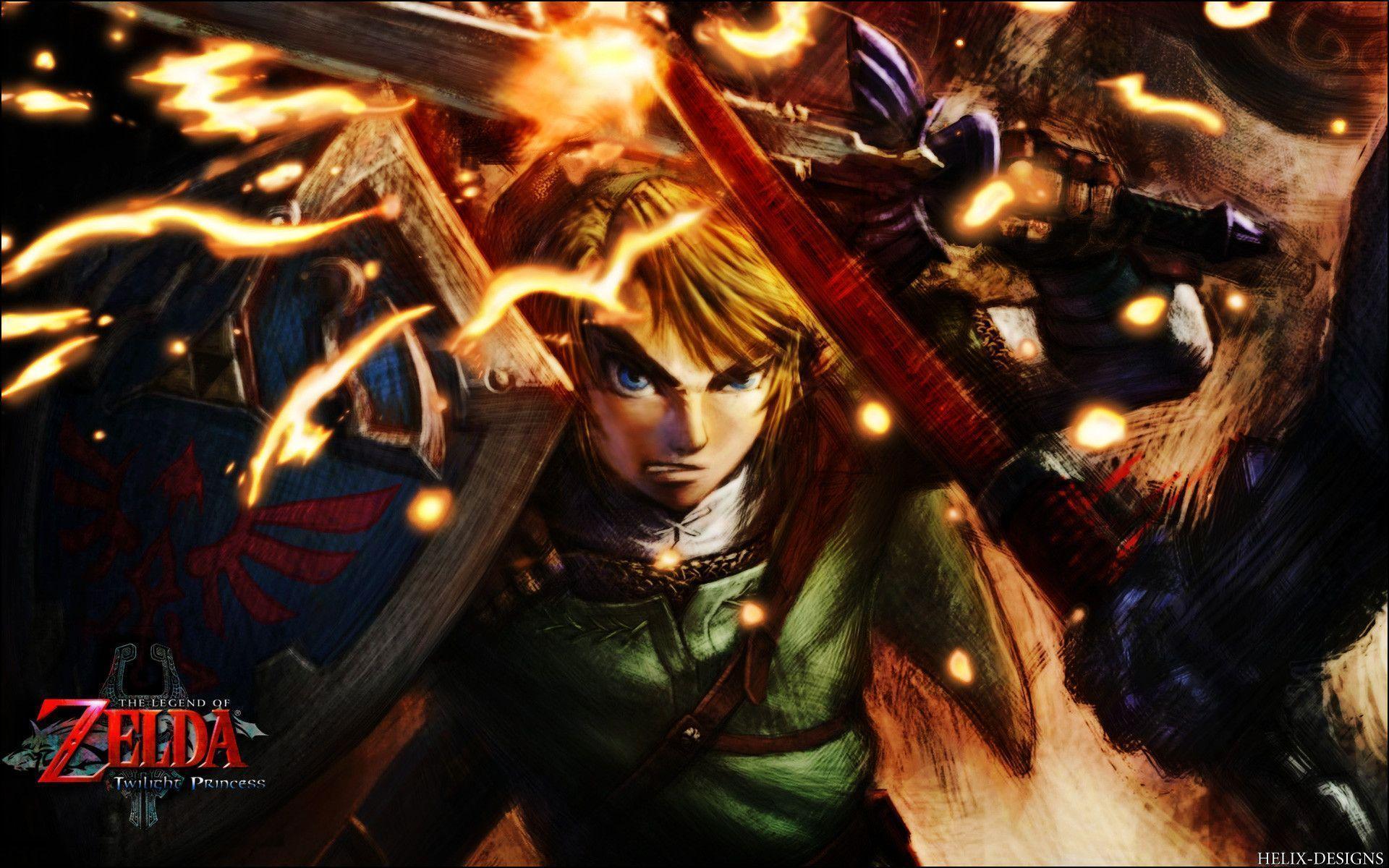 Legend Of Zelda Desktop Wallpapers - Wallpaper Cave