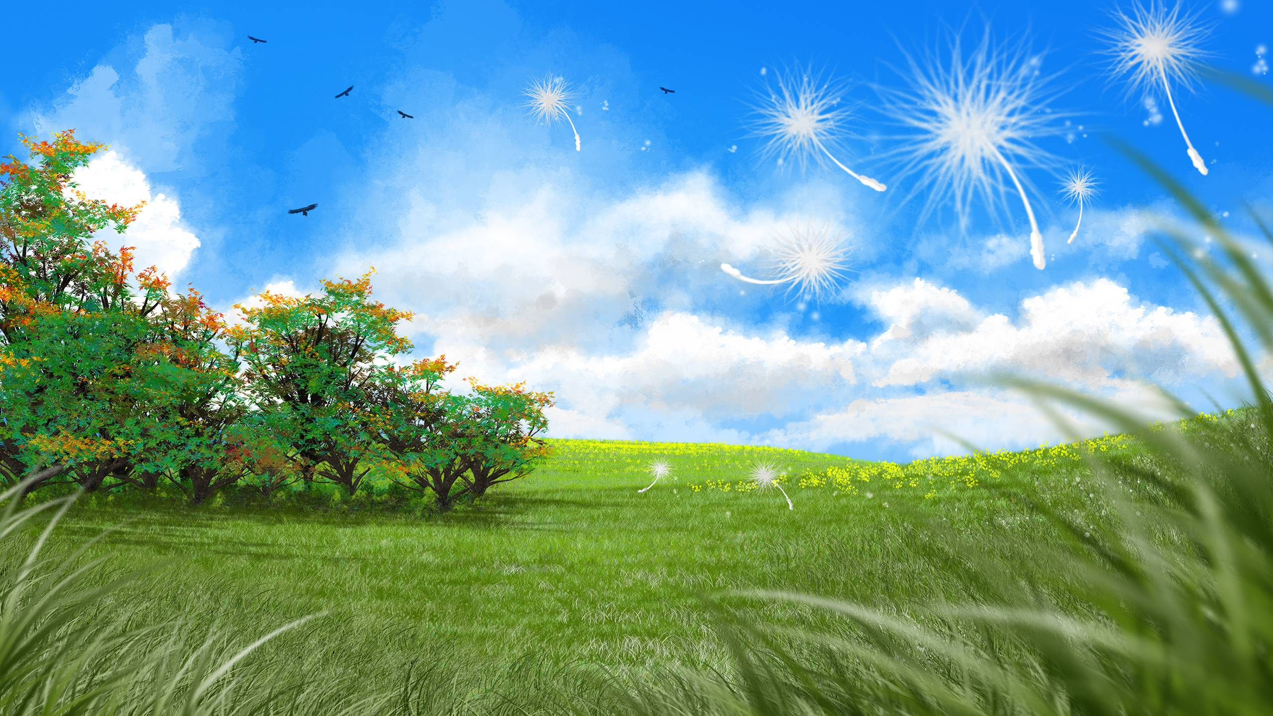 large spring desktop backgrounds wallpaper large spring desktop