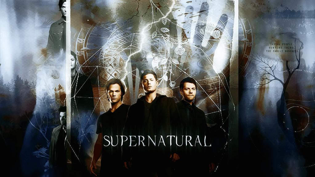Supernatural Zoom Background 6