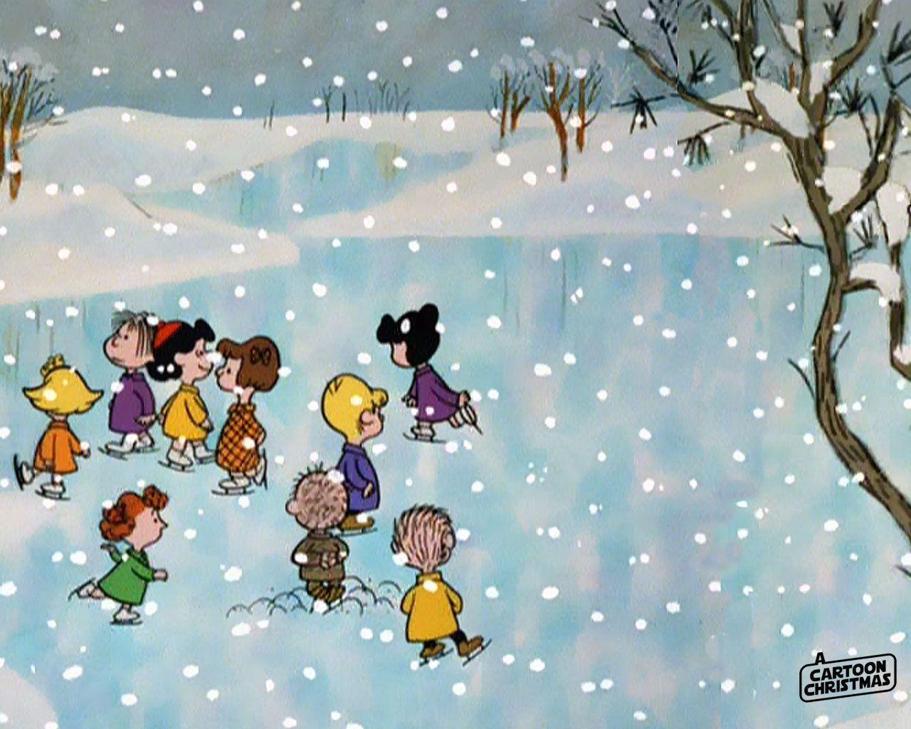 winter wallpaper charlie brown - photo #20