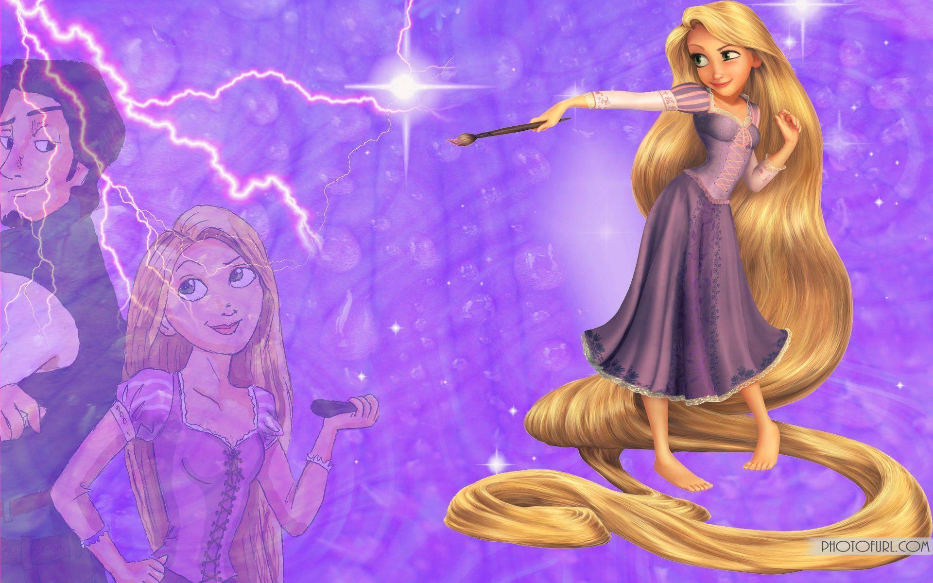 Rapunzel Wallpapers - Wallpaper Cave