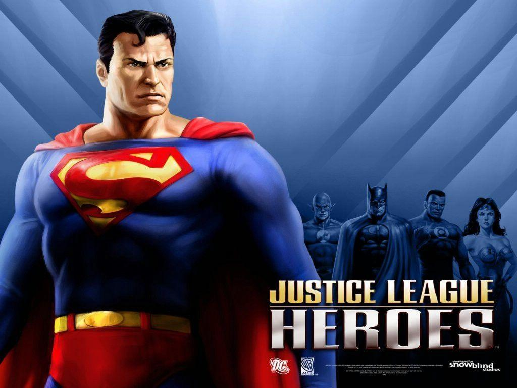 Super Man Justice League Leader Wallpapers HD
