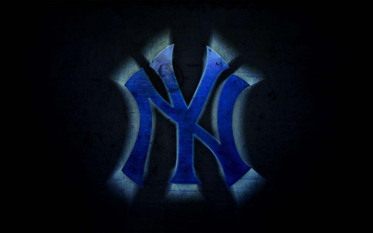 image gallery ny yankees logo wallpaper