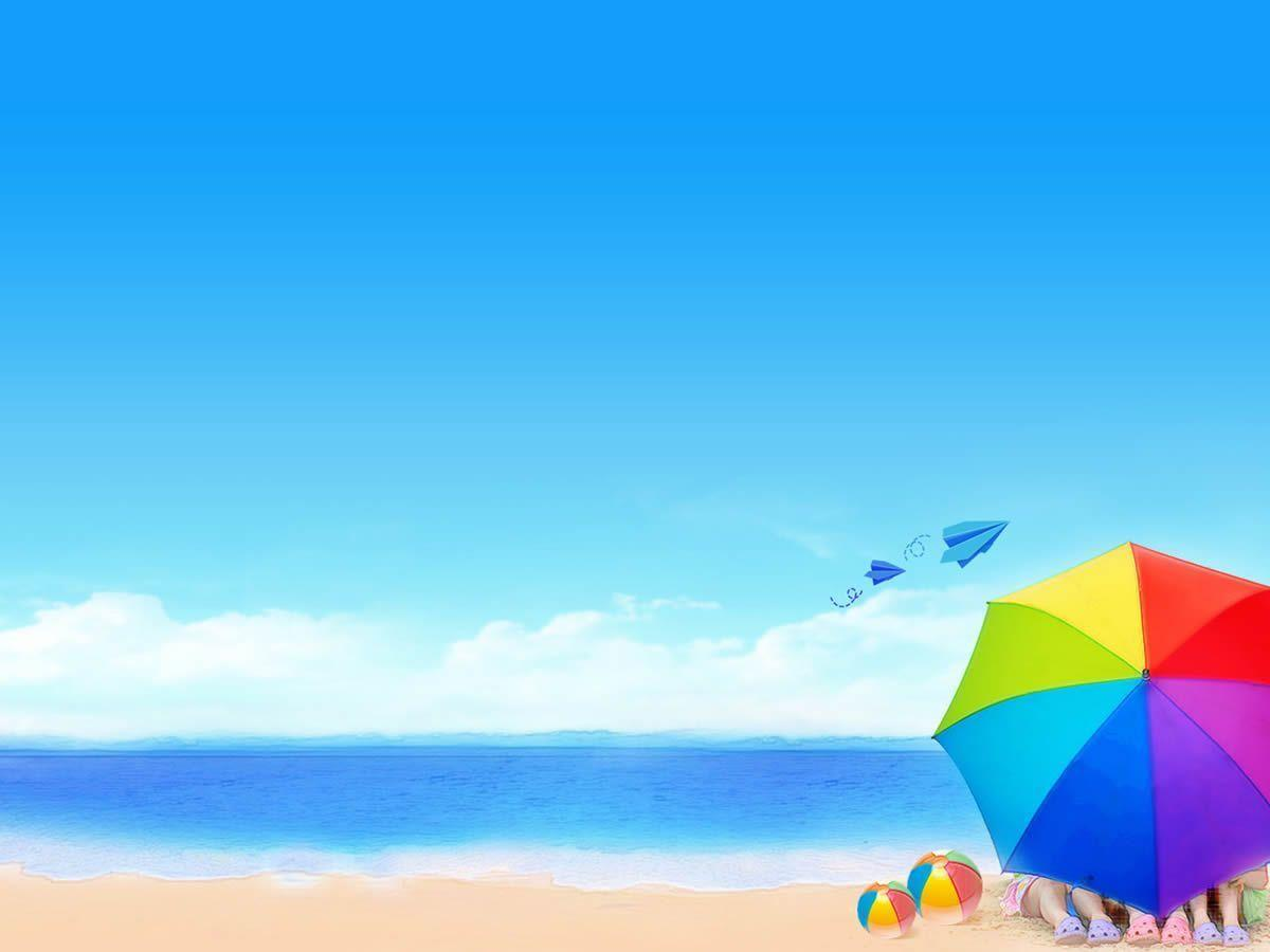 free beach backgrounds
