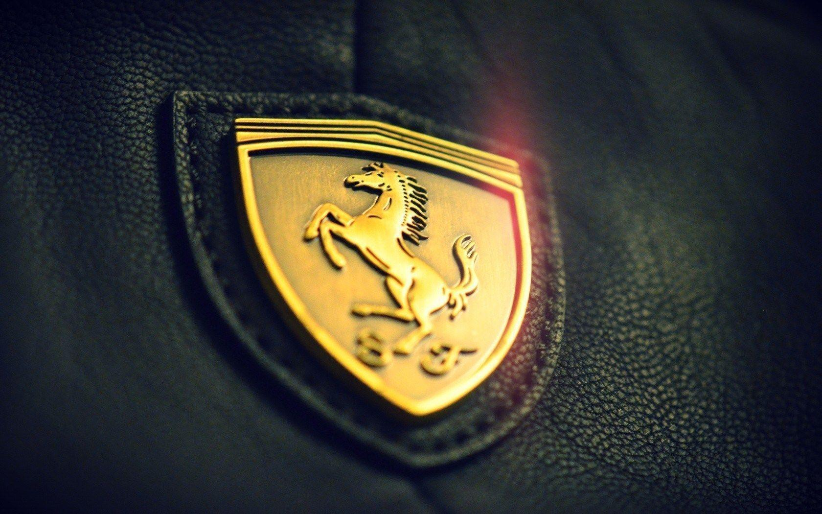 Ferrari Logo Wallpapers Wallpaper Cave