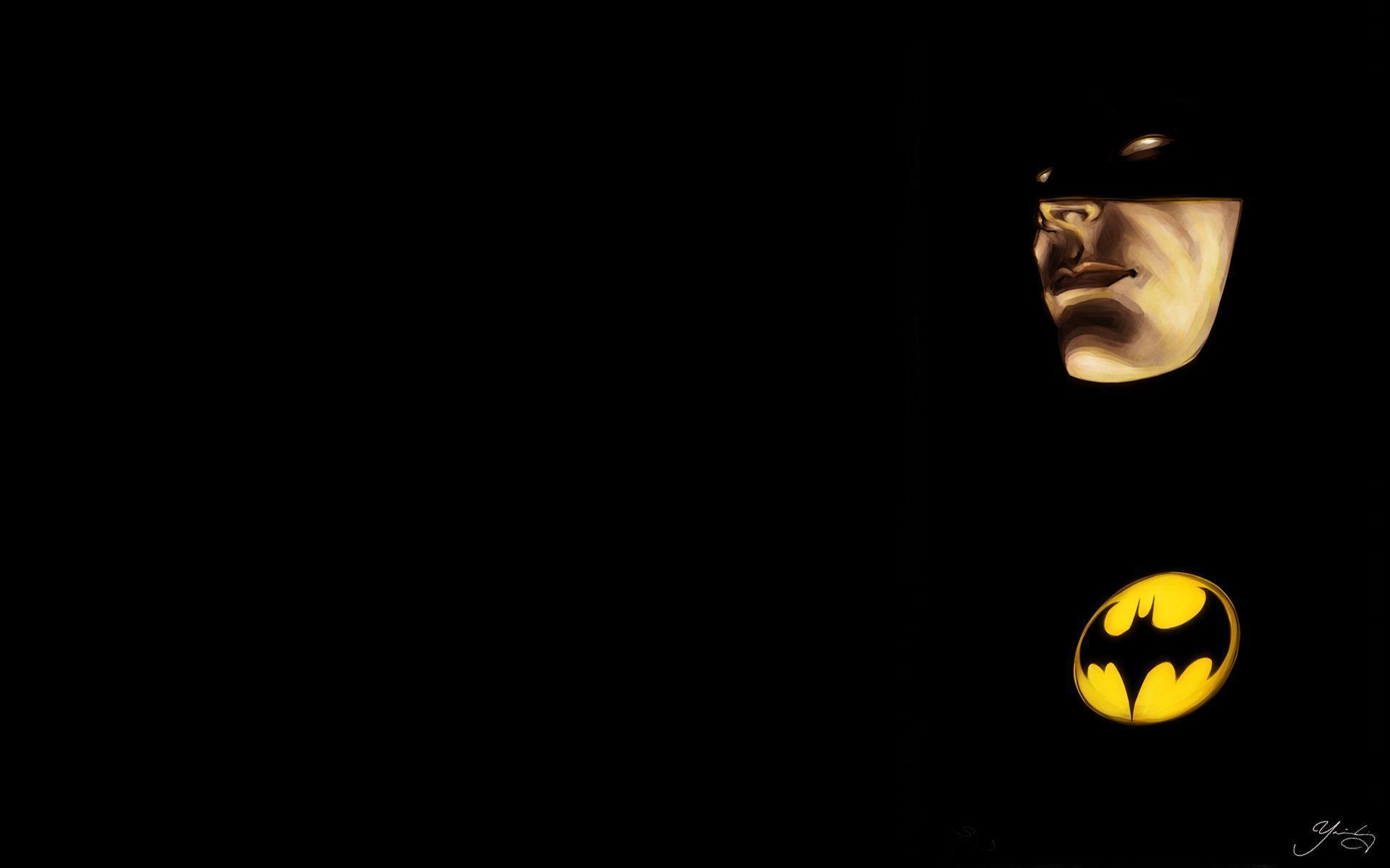 Wallpapers For > Batman Logo Wallpaper