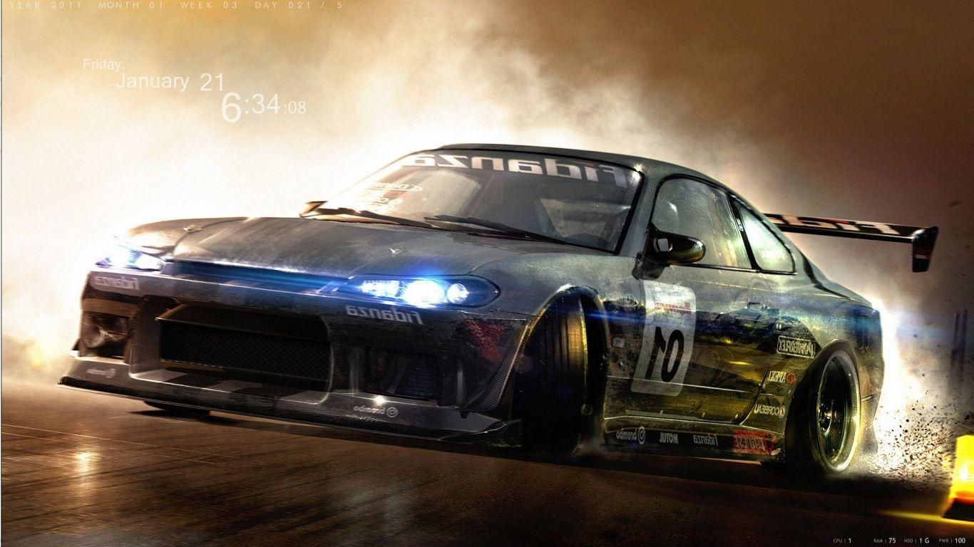 Drift Car Related Images To Zuoda Hd Wallpapers 1366x768PX ...