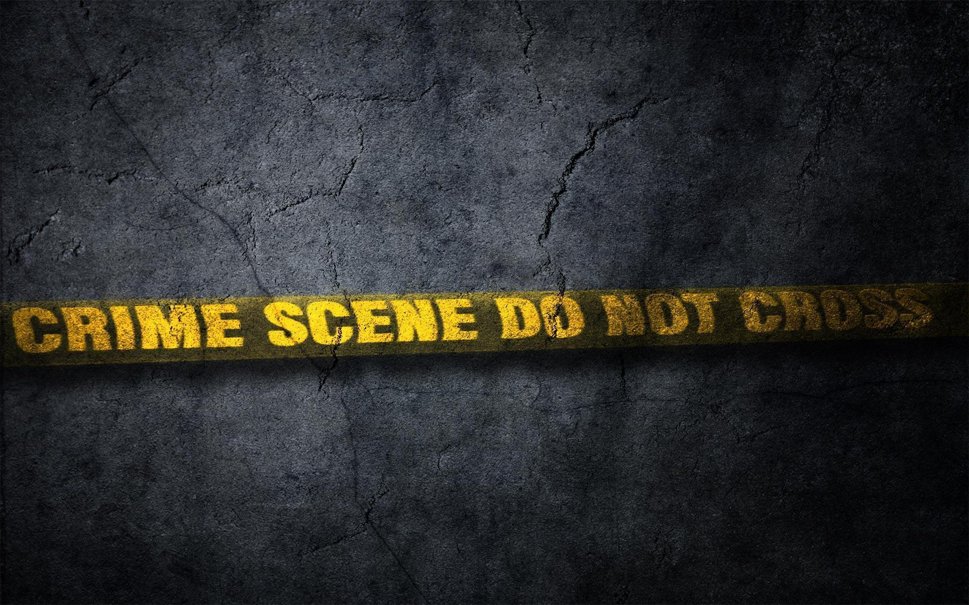 Crime Scene Do Not Cross Wallpapers HD Free Dow Wallpapers