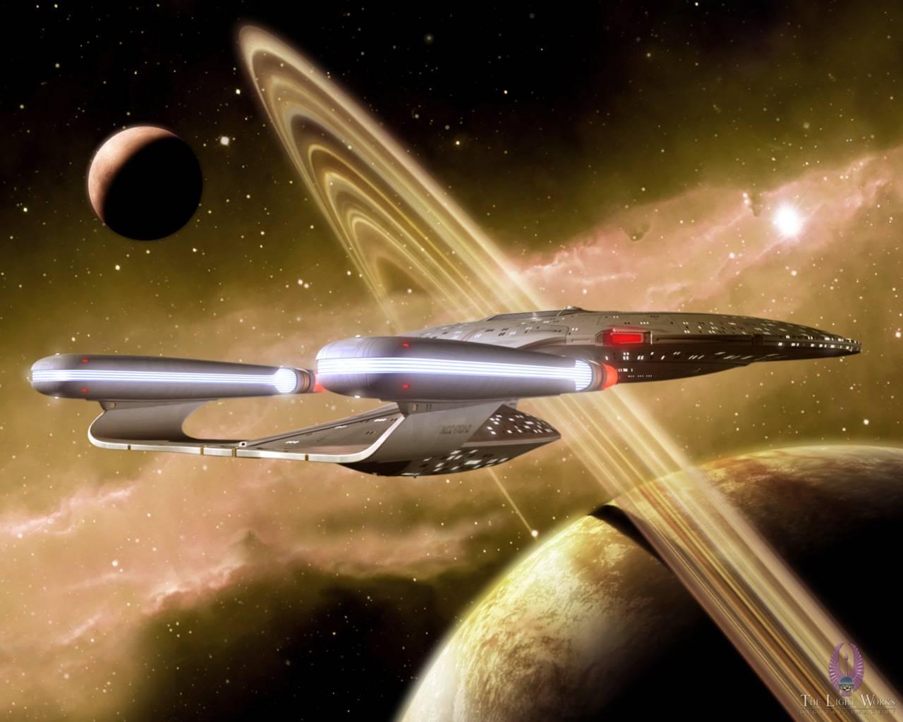 Star Trek Ships Wallpapers Wallpaper Cave