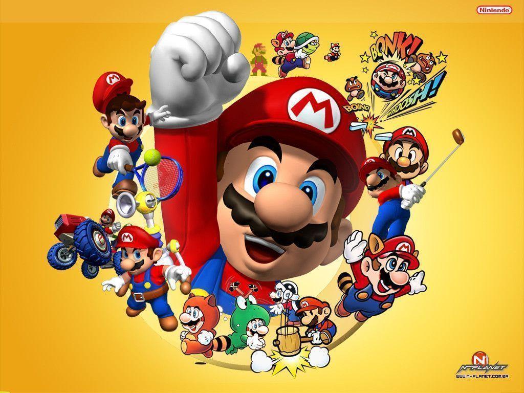 Mario Wallpaper - Mario Wallpaper (5615077) - Fanpop