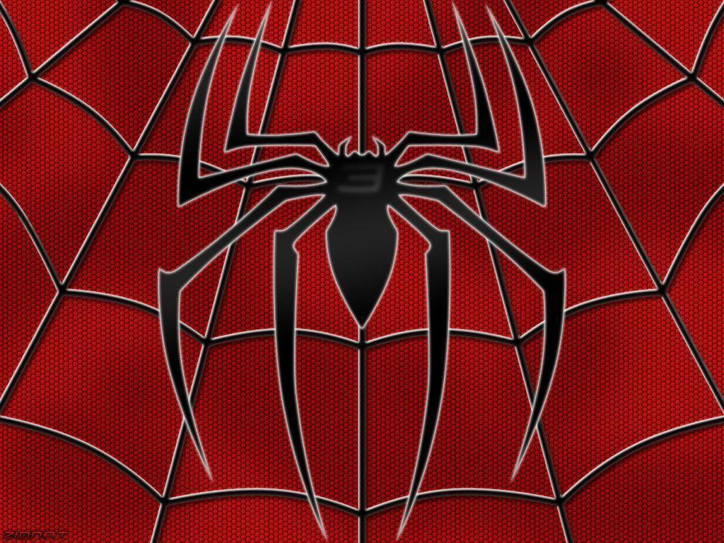 Spiderman Logo Wallpaper Black Wallpapers HD