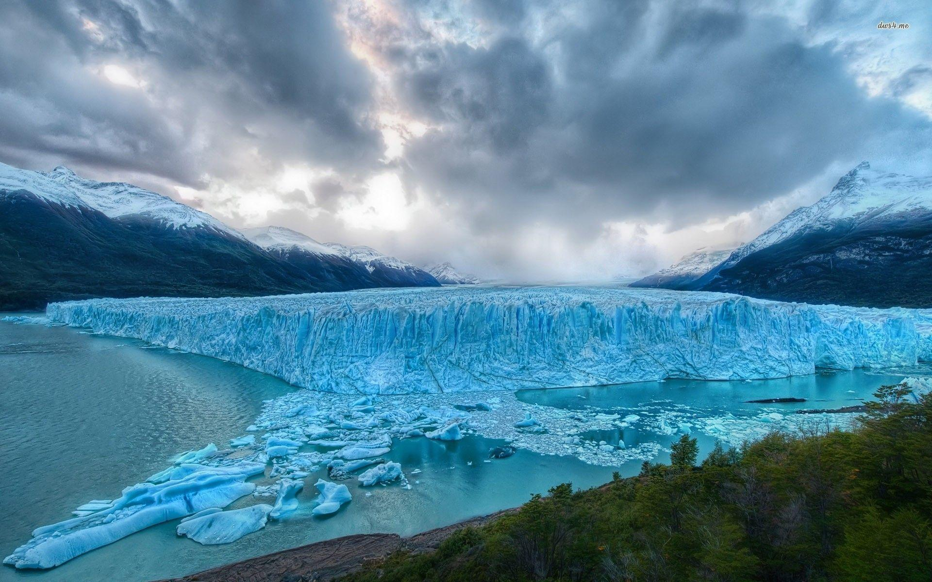 Blue Ice Glacier Wallpapers Free 11965 HD Pictures