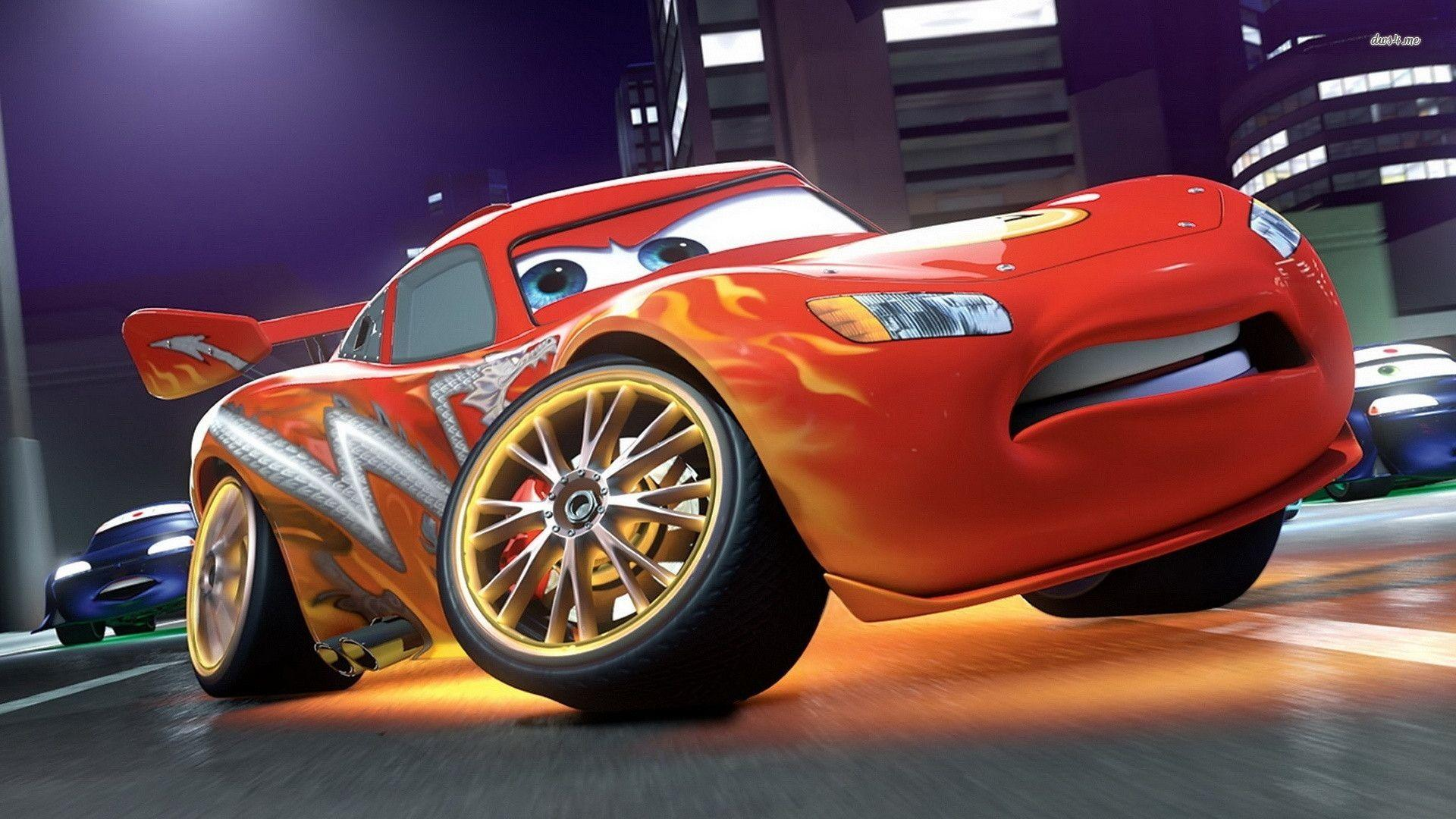 Lightning Mcqueen Cars 2 Wallpaper Cartoon Wallpapers 10280 ...