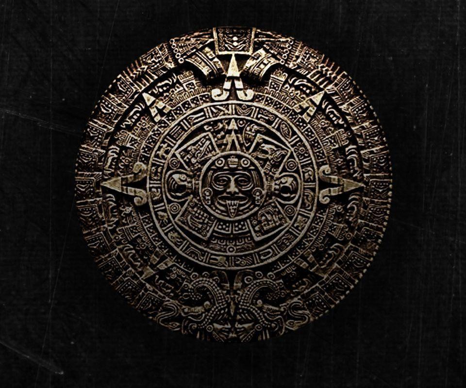 Calendar Art Meaning : Aztec calendar wallpapers wallpaper cave