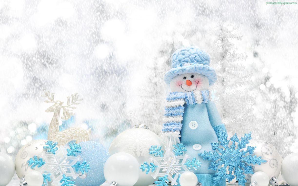 winter snowman wallpapers wallpaper cave