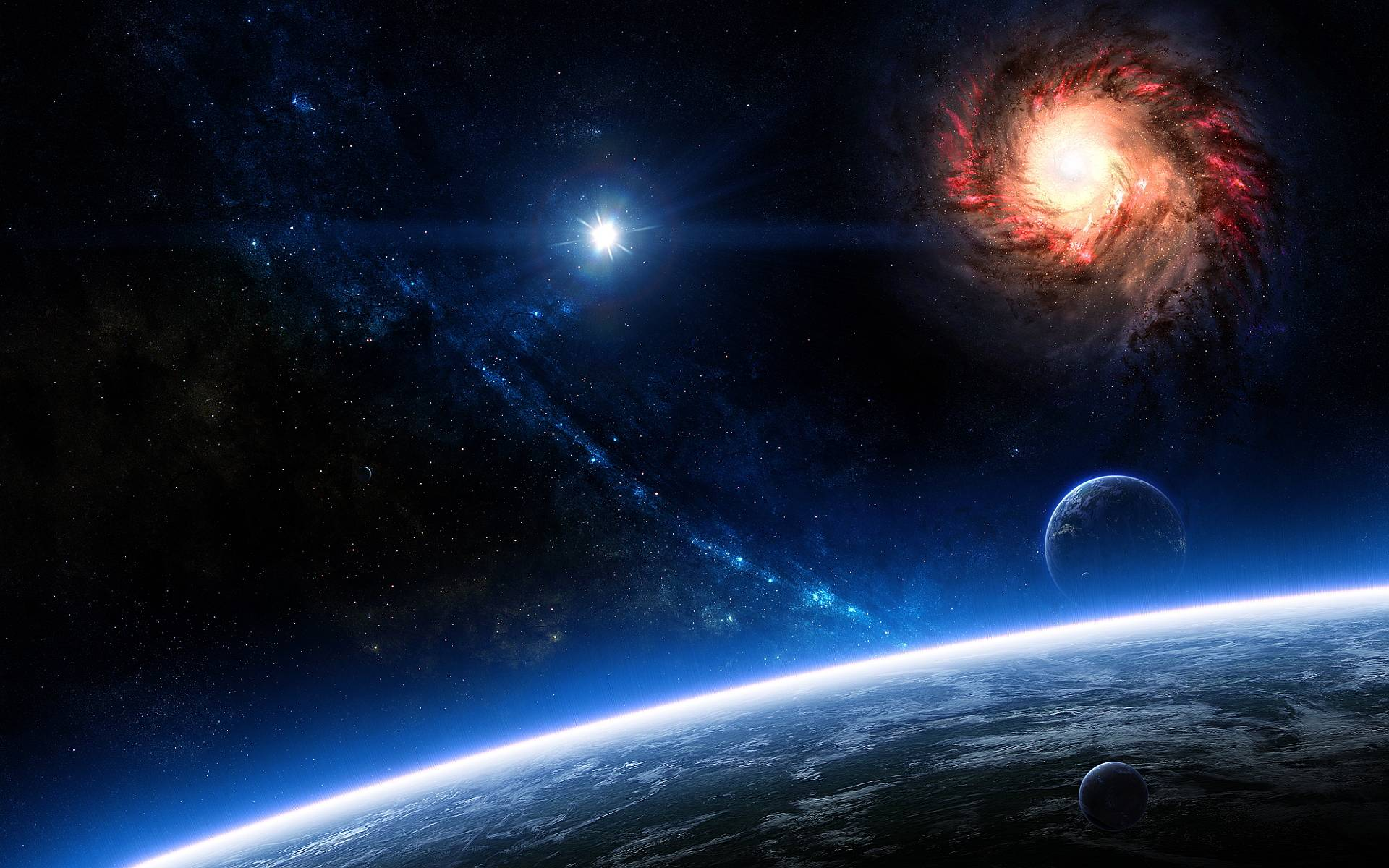wallpaper space planet the - photo #8