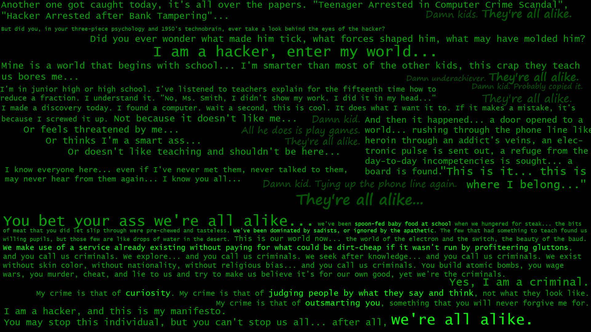 terms hacker wallpaper pics - photo #11