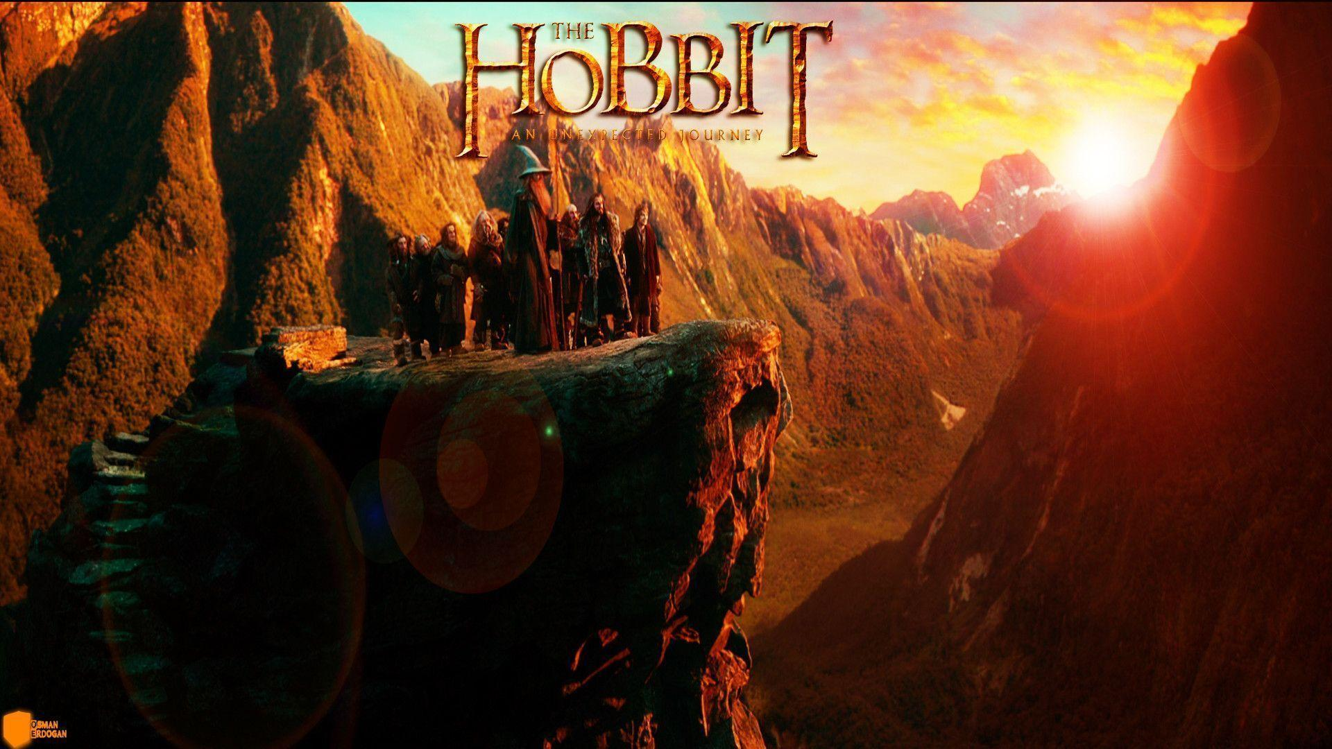 The Hobbit Wallpaper 15 - HD Wallpaper (High Definition)
