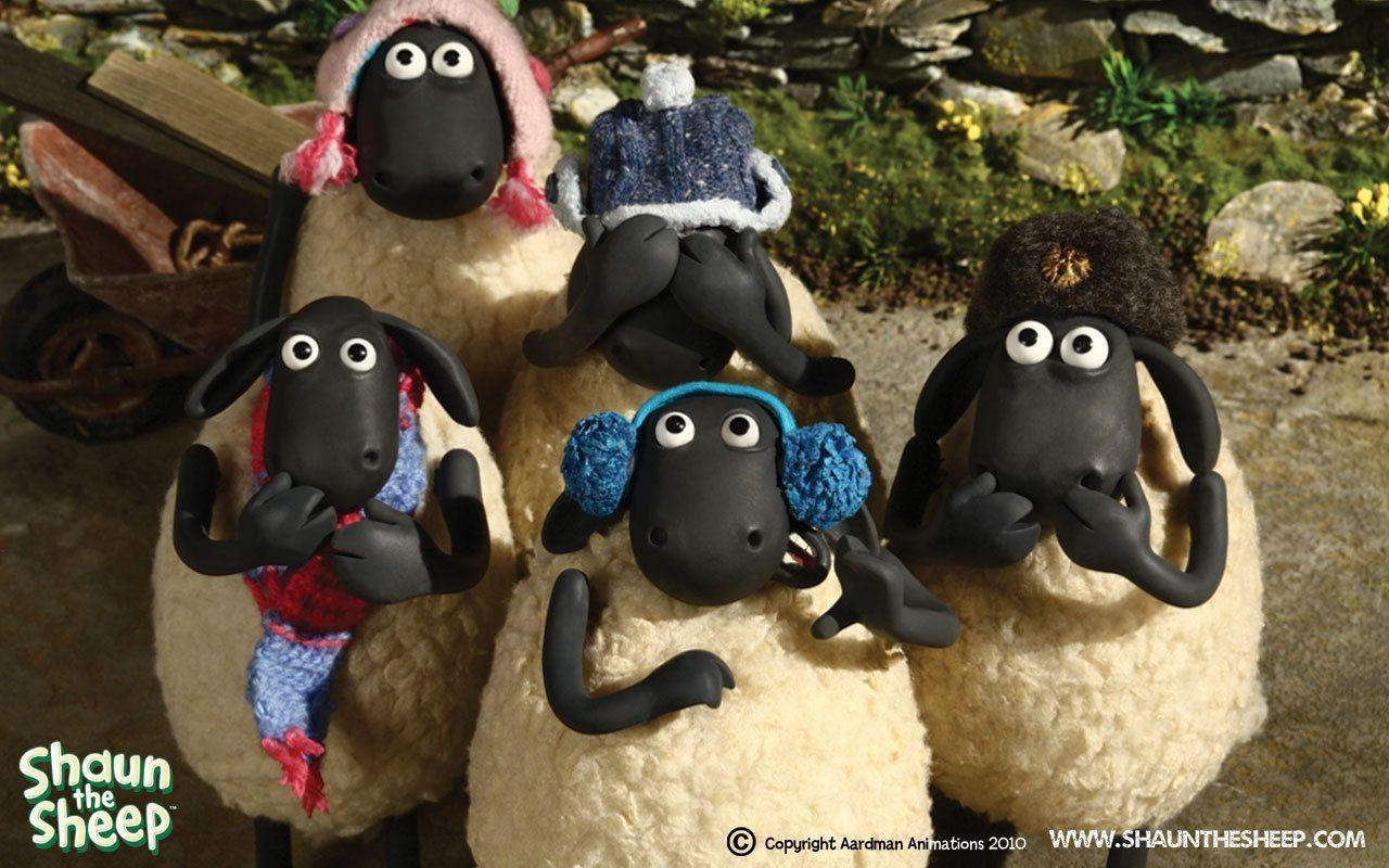 Shaun The Sheep Shaun the Sheep Wallpaper Fanpop