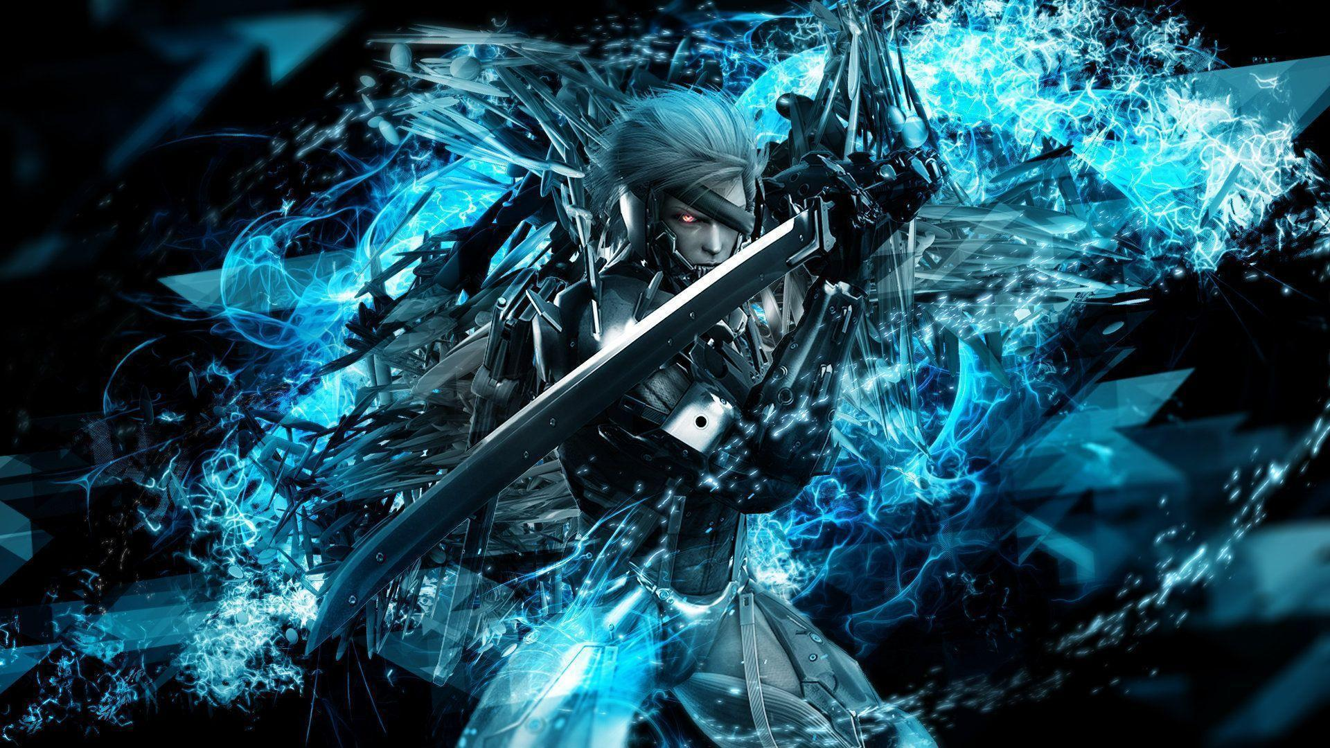 Metal gear rising wallpapers wallpaper cave the 10 most amazing metal gear rising hd wallpapers voltagebd Choice Image