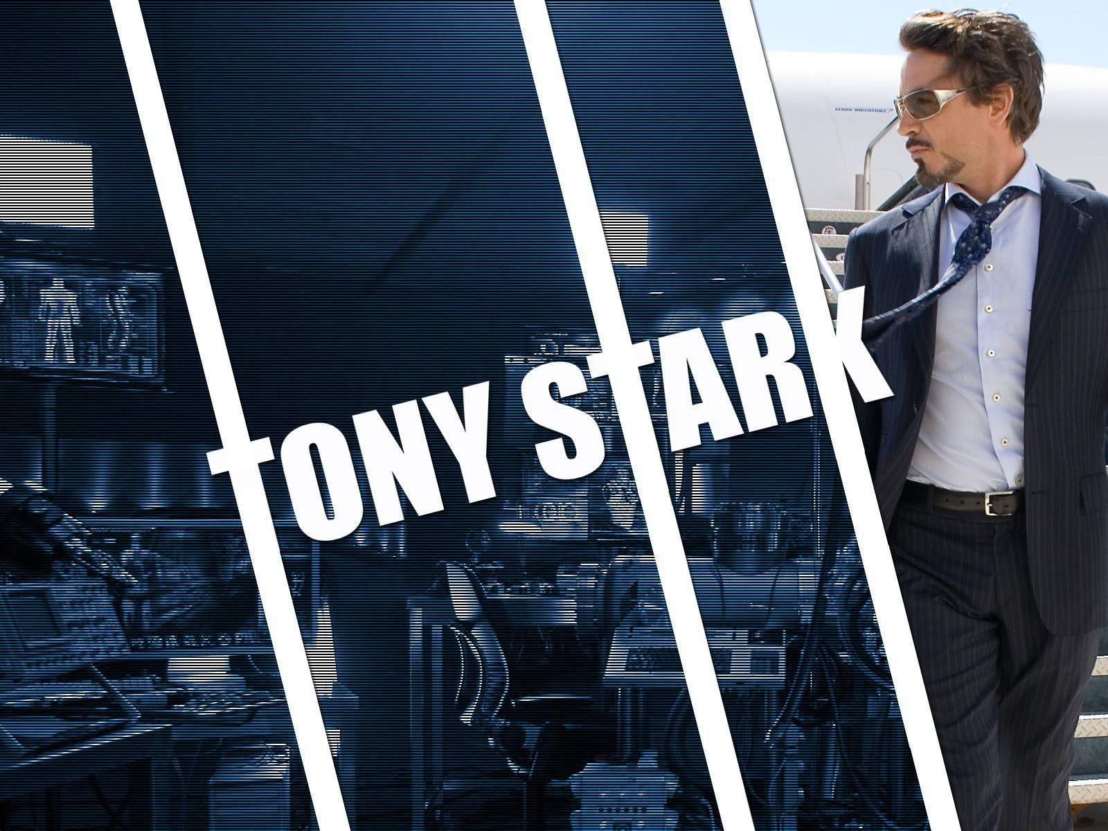 tony stark wallpaper - photo #7