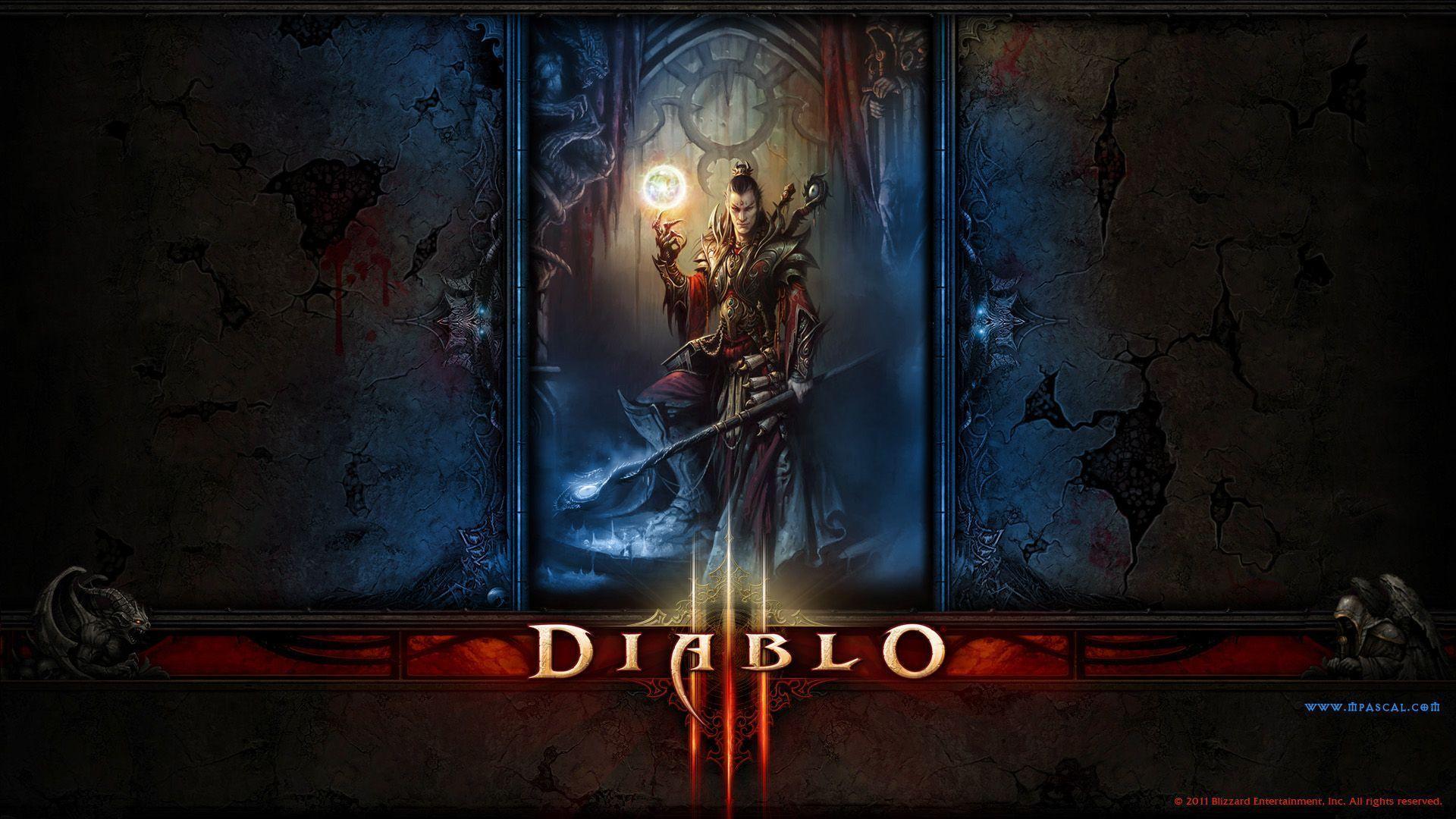 Diablo 3 Wallpaper 1920x1080: Diablo 3 Wallpapers