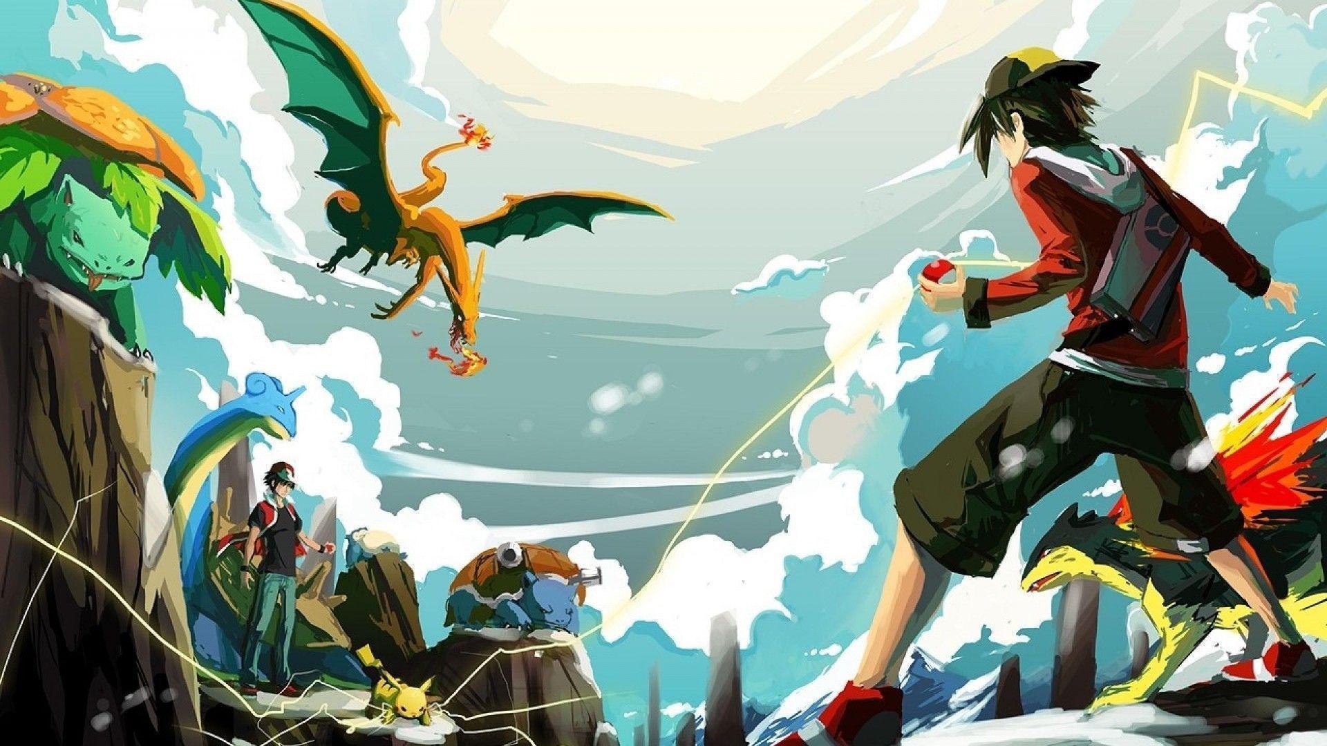 All pokemon wallpapers wallpaper cave - All legendary pokemon background ...