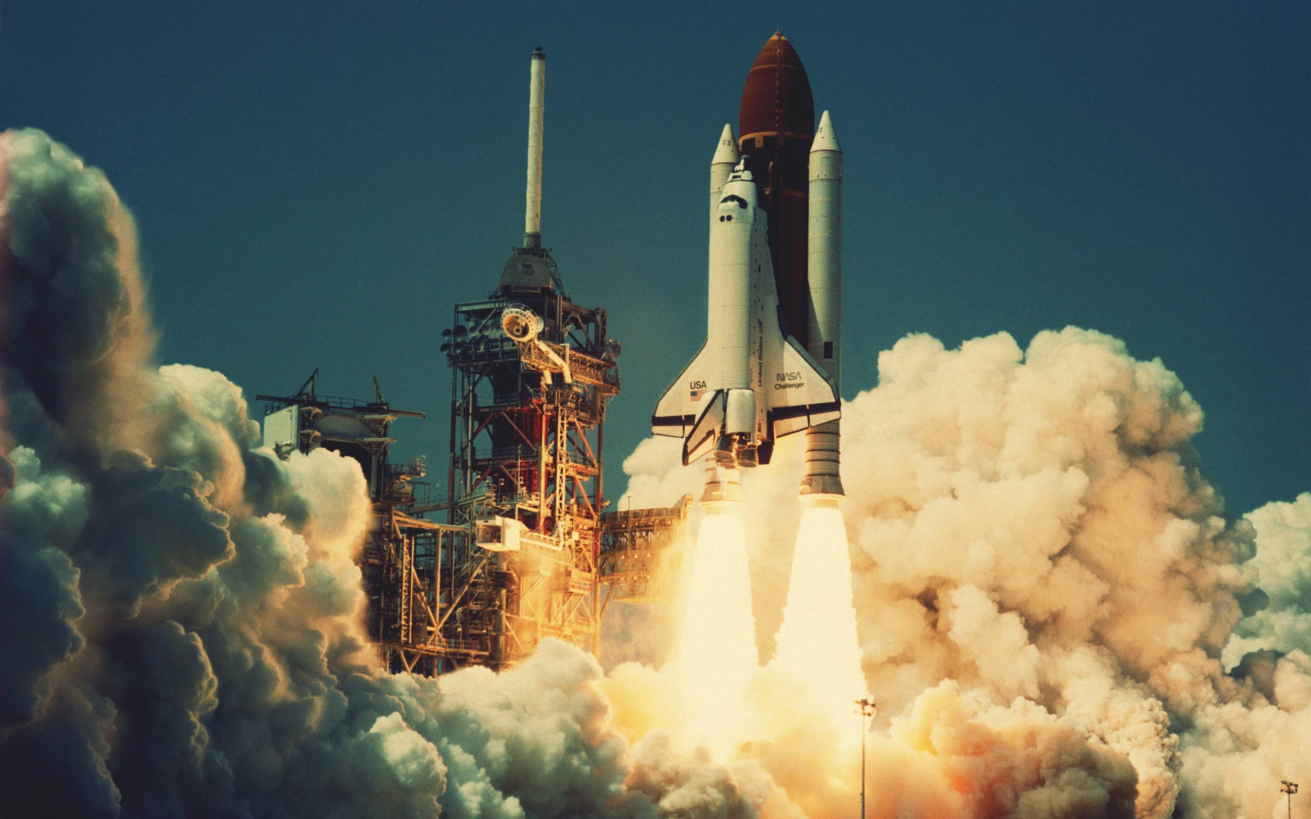 Most Downloaded Space Shuttle Wallpapers