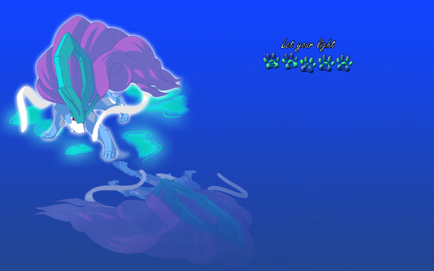 suicune pokemon hd wallpapers - photo #3
