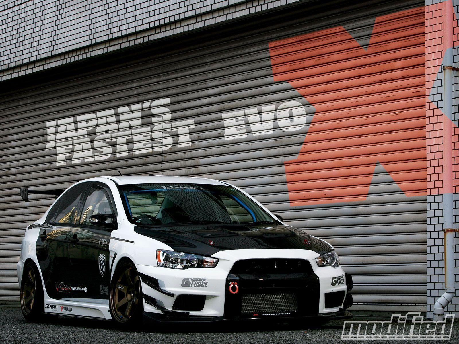 Lancer Evo X Wallpapers Wallpaper Cave