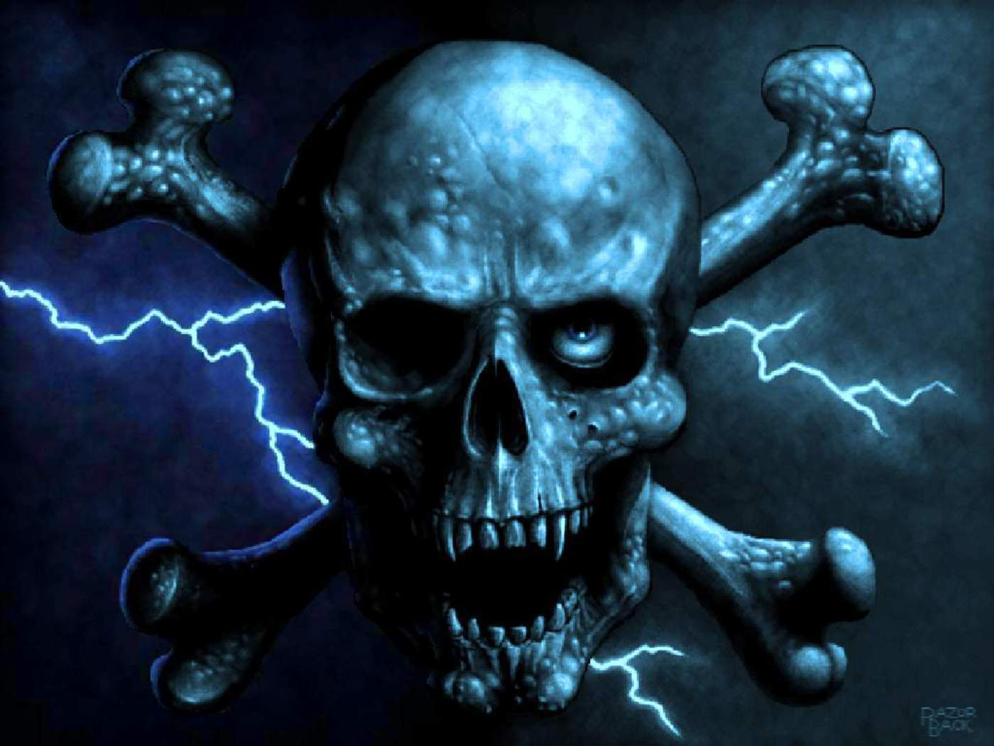 Skull Wallpapers Free Art Wallpapers